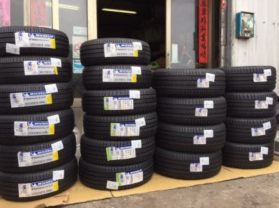 MICHELIN 米其林 LATITUDE TOUR HP 235/60/18 完工價 辰易汽車