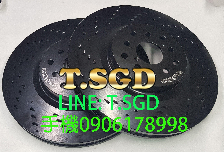 TSGD原廠尺寸- X1/X3/X5/X6 高登 專利流星碟盤 剎車盤 煞車盤
