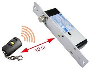 門禁管制器材pegasus DA-64RA/D 磁簧式陽極電鎖,內建無線遙控開門 磁力鎖 陰極鎖