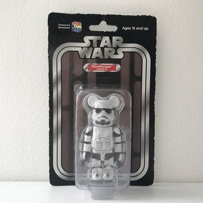 【Mickey Mouse】含運 100% STAR WARS STORMTROOPER CHROME VER 現貨