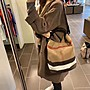 ╭☆包媽子店☆BURBERRY THE ASHBY Canvas ...