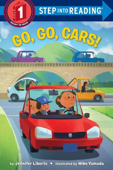 *小貝比的家*STP GO GO CARS /L1/平裝/3~6歲