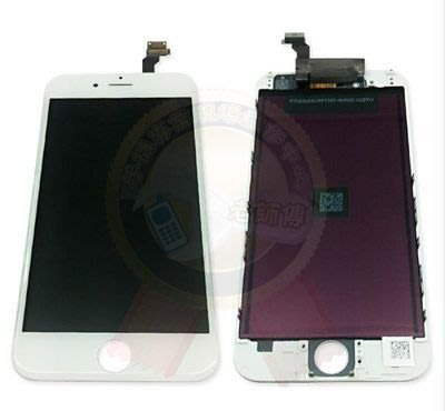老師傅面板玻璃破裂IPHONE6液晶破IPHONE6PLUS IPHONE6+ I6  原廠液晶螢幕LCD觸控現場維修