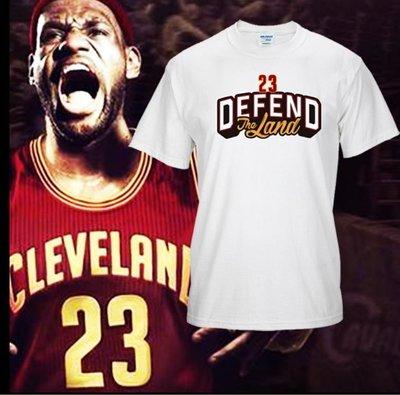 BANG◎騎士隊季後賽同款T恤 NBA 同款 tshirt t恤 詹姆斯 irving【MT09】