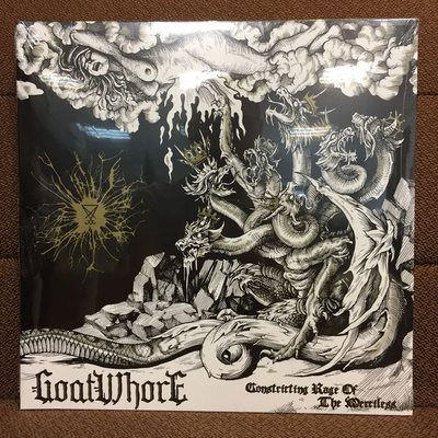 Goatwhore - Constricting Rage of The Merciless LP