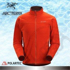 RV城市【ARC'TERYX 始祖鳥】零碼75折》Polartec Apache 男款保暖刷毛外套.中層夾克_8143