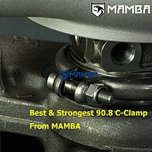 Strongest Clamp 90.8 MHI TD05 TD06 IHI Turbo CHRA & Turbine