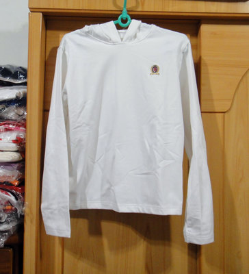 【PERFORM】全新連帽T恤  白、黑2色一起標