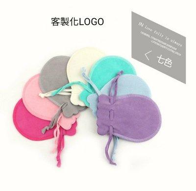 葫蘆袋 彩色 拉繩束口絨布袋禮品絨布布袋,可客製化LOGO /每一個顏色,50個單色/一包450元