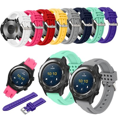 【現貨】ANCASE SUUNTO 3Fitness 矽膠軟膠 錶帶 錶鏈