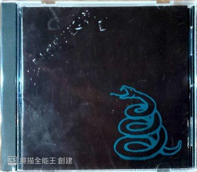 【搖滾帝國】美國鞭擊Thrash金屬樂團METALLICA Vertigo 1991發行 片子上有些瑕疵