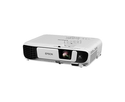 EB-X06 EPSON 3600流明 XGA解析度 3LCD 商務液晶投影機