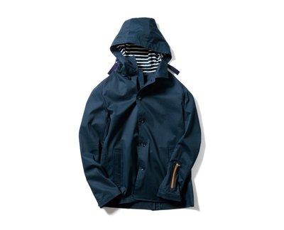 SOPHNET HOODED SHORT BLOUSON 連帽外套 短大衣 夾克 皮釦 立領 機能 WTAPS