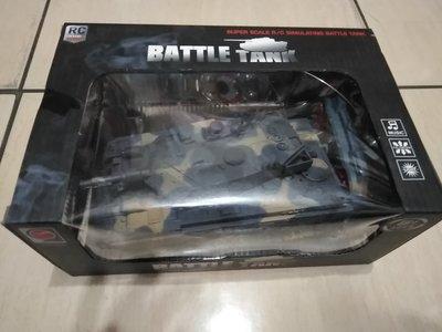 哈哈玩具屋~遙控 聲光 戰車 坦克 兒童玩具