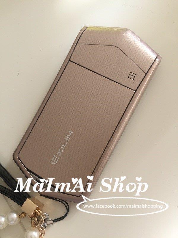 【MAIMAI SHOP♥】日韓精品 =【TR7J01】卡西歐TR70TR600全透明3M導氣孔不殘膠貼膜包膜