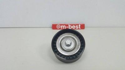 BENZ W204 OM651 2007- 皮帶惰輪 皮帶盤 輪子 惰輪 (原廠) 6512000270