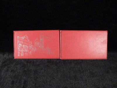 乖乖@賣場~郵票冊.馬來西亞地圖.馬來西亞郵票.郵幣.紙鈔樣本.早期馬來西亞觀光紀念品.紙鈔樣品郵票.收藏簿.BZ436