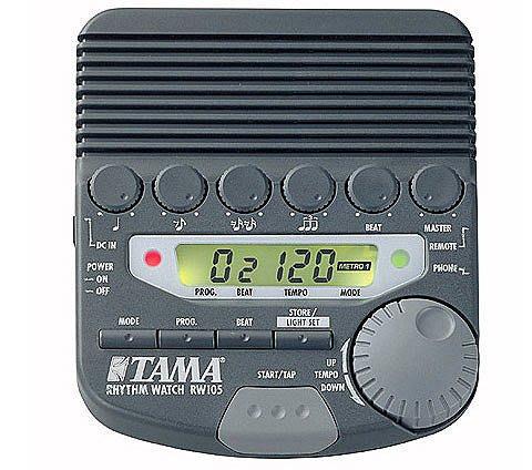 造韻樂器音響- JU-MUSIC - TAMA RW105 專業 節拍器 歡迎下標