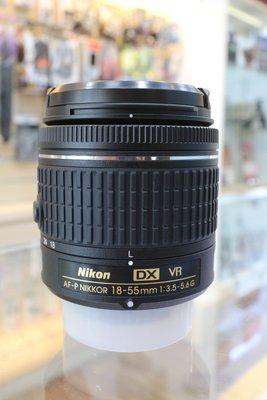 【日產旗艦】全新 NIKON AF-P DX 18-55mm F3.5-5.6G VR 拆鏡 平行輸入