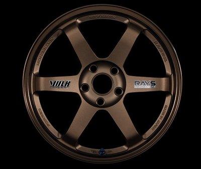 DJD19043050 日本 RAYS TE37 經典必敗款 14吋 鍛造輕量化鋁圈  依當月報價為準