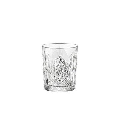 Drink eat 器皿工坊 Bormioli Rocco Stone 雕花威士忌杯/6入-1200免運,
