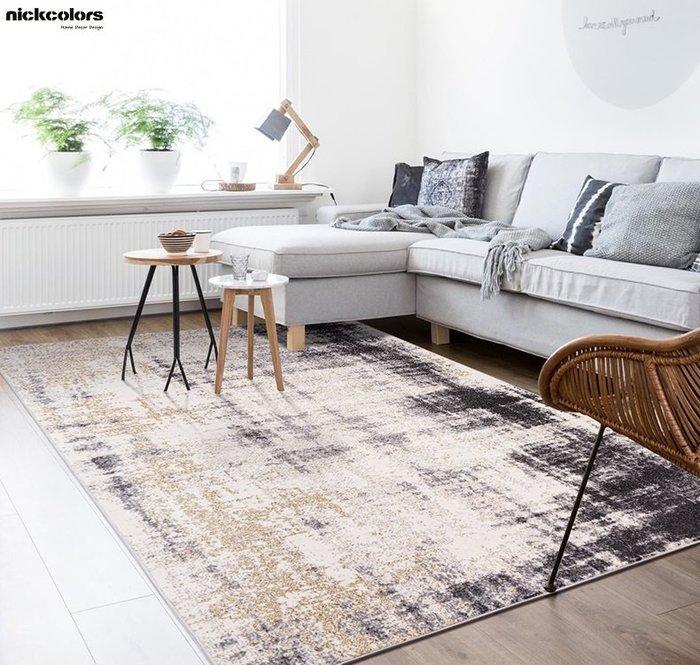 尼克卡樂斯 ~土耳其編織方形大型地毯 客廳地毯 臥室地毯 服飾店地毯 咖啡廳地毯 商空地毯