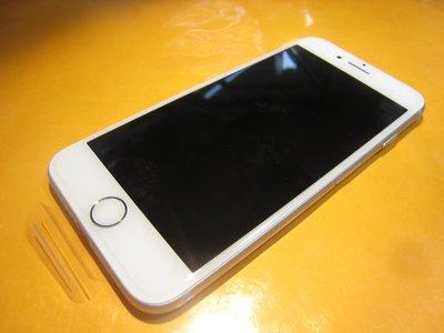 <旦通中古機部門>APPLE I PHONE 7 銀白色 32G 蘋果原廠官方整新機/自取價$9500元保固7天