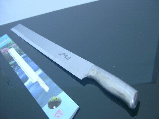 西瓜刀-不銹鋼-總長55公分