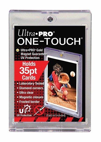 (全新品)美國 Ultra PRO 抗UV吸磁式卡夾 (35PT)