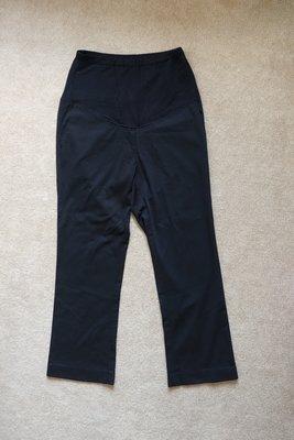 降價囉~~紐約風格都會孕裝品牌VENETIA KOLE 質感超好超舒服的黑色孕婦褲 L號 上班媽咪時尚實穿