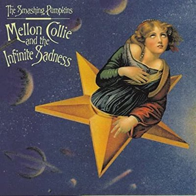 @Smashing Pumpkins - Mellon Collie & The Infinite 2CD  全新進口