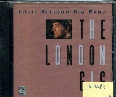 *真音樂* LOUIE BELLSON BIG BAND / THE LONDON GIG 全新 K16492