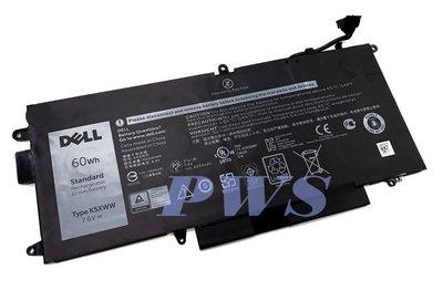 【全新DELL K5XWW 原廠電池】K5XWW J0PGR 51KD7