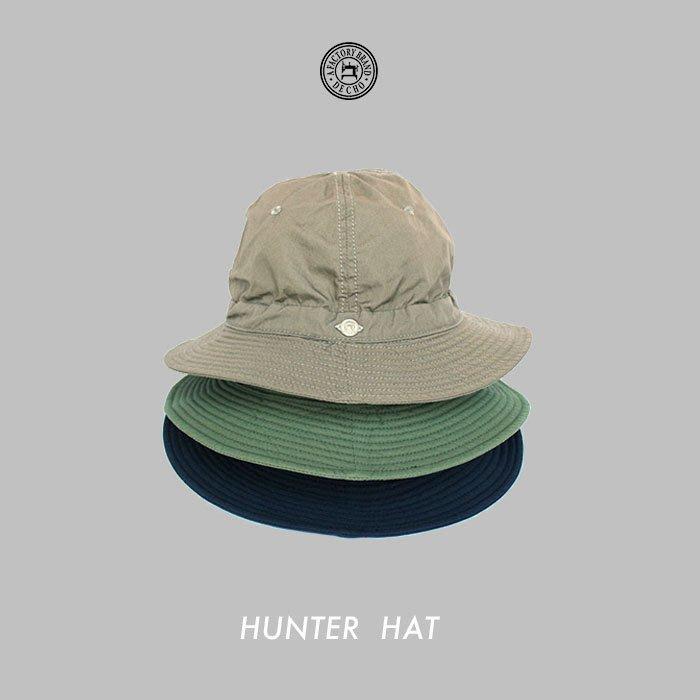WaShiDa【D-14】DECHO 日本品牌 HUNTER HAT 洗舊 棉布 漁夫帽 狩獵帽 遮陽帽