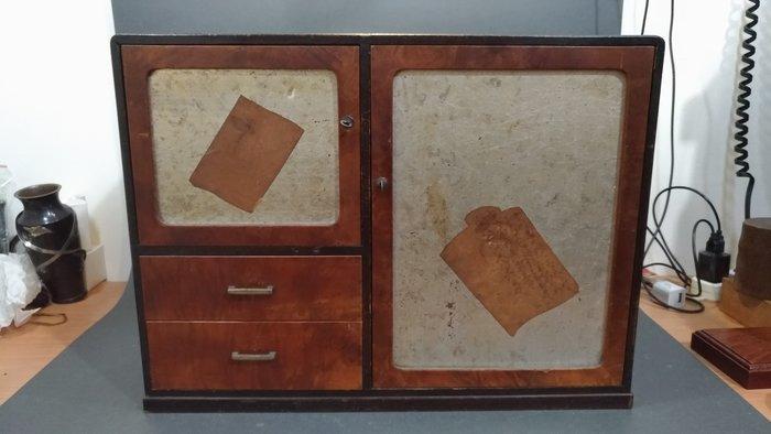 ☆清沁苑☆//清倉特價品出清//日本茶道具~木製漆塗 小簞俬 小櫃~d572