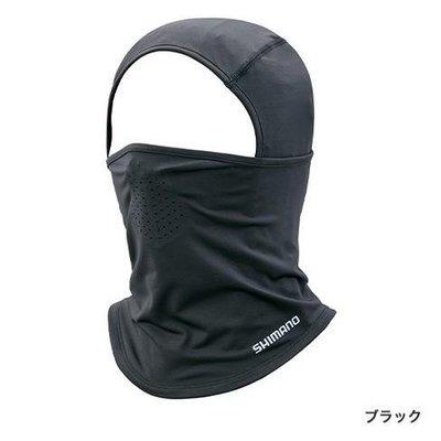 SHIMANO AC-062T 面罩 黑色