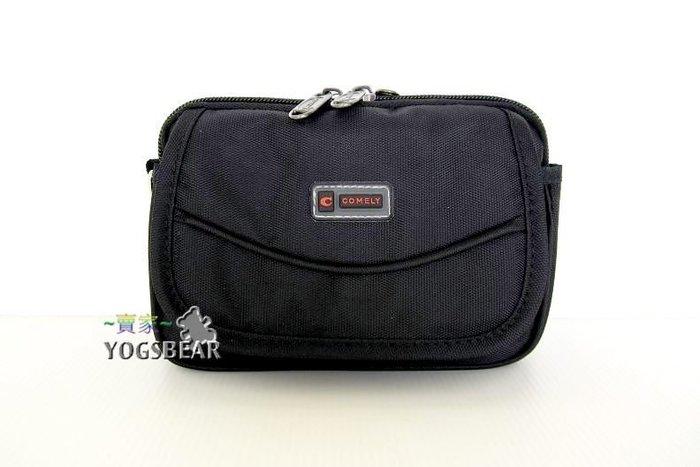 【YOGSBEAR】防水 橫式 三用包 手機袋 斜背包 腰包 側背包 工具包 腿包 工具袋 掛包 9069