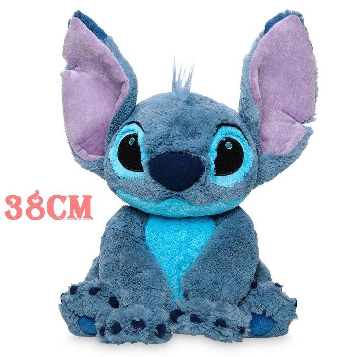 【美國大街】正品.美國迪士尼星際寶貝史迪奇絨毛娃娃 Disney Stitch 15吋 / 38cm