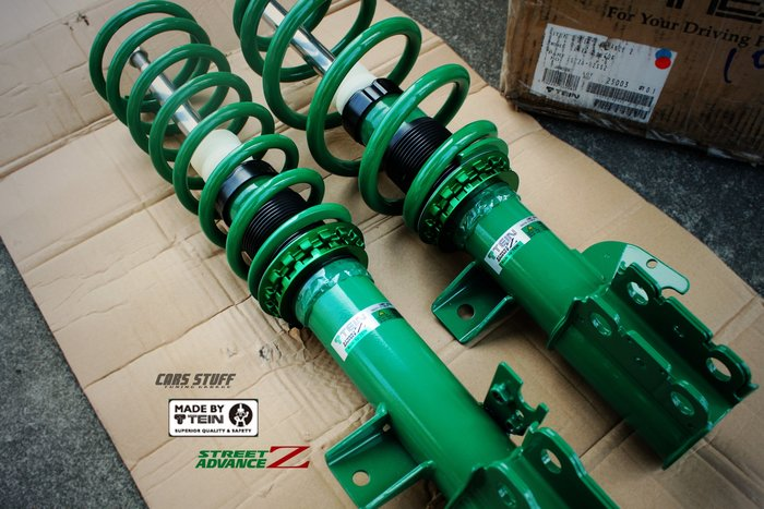 Cars Stuff / Tein SAZ 高低軟硬16段可調避震器 MAZDA車系 馬3 馬6 CX-5 CX-3