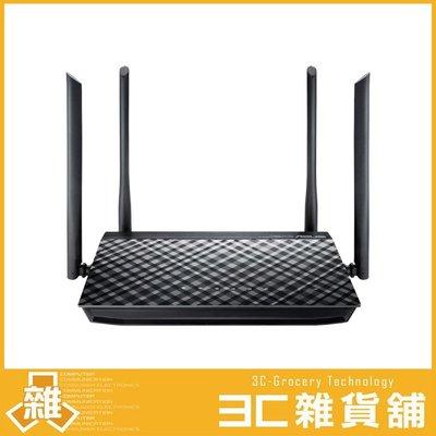【公司貨】 華碩 ASUS RT-AC1200G PLUS 無線雙頻分享器