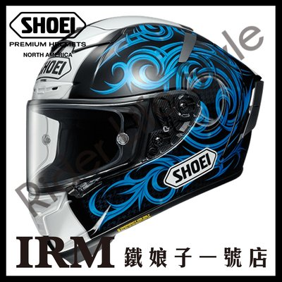 【鐵娘子一號店】公司貨 SHOEI X-Fourteen X14 彩繪 KAGAYAMA5 TC-2 藍黑 安全帽
