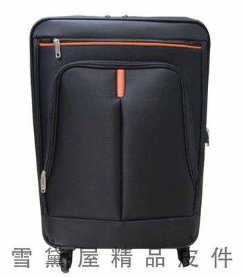~雪黛屋~18NINO81 17吋商務型行李箱美國專櫃360度靈活旋轉台灣製造精品品質保證可加大容量#8585