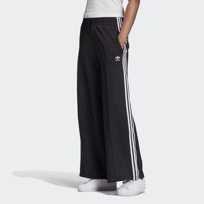 【豬豬老闆】ADIDAS ORIGINALS PRIMEBLUE 黑白 長褲 寬褲 復古 休閒 運動 女款 GD2273