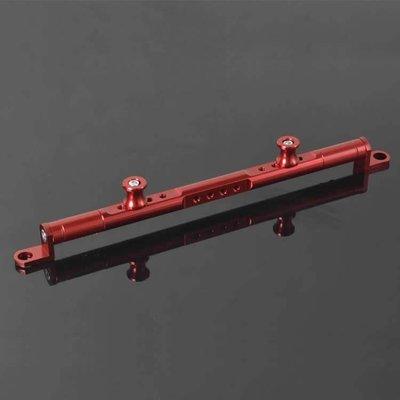 7色☆紅色☆多孔位橫桿19MM粗☆鋁合金屬重機車☆改裝☆導航XR iPhone Xs Max手機支架行車紀錄器強化桿