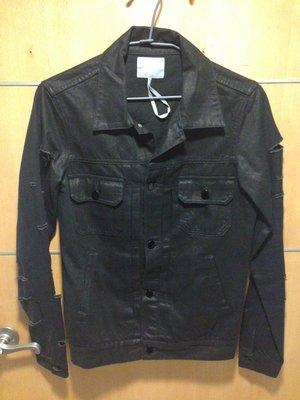 OVKLAB OVERKILL Damage Denim Jacket 牛仔外套 破壞外套