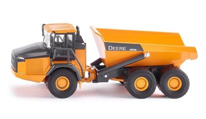 【阿LIN】3506AA SIKU JOHN DEERE DUMPER 自卸卡車 1:50 運輸車 模型車 收藏 擺飾
