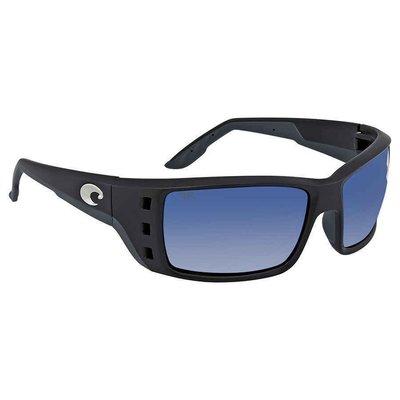 Costa Del Mar Permit Blue Mirror Polarized Plastic Rectangular  PT 11男太陽眼鏡