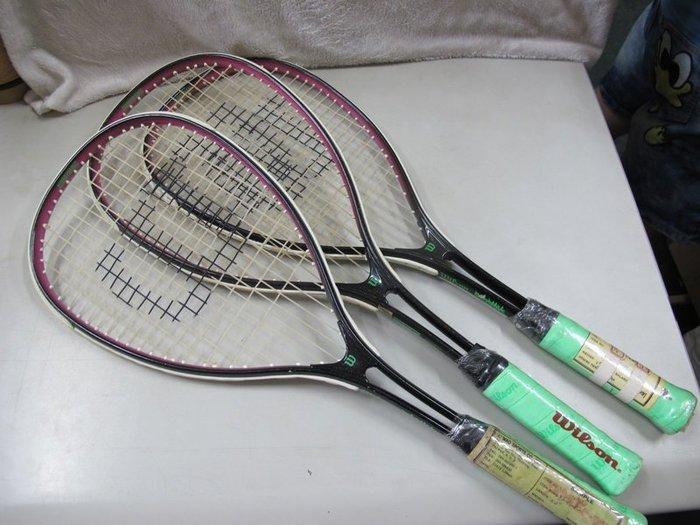 二手舖 NO.727 WILSON 網球拍 特價便宜賣