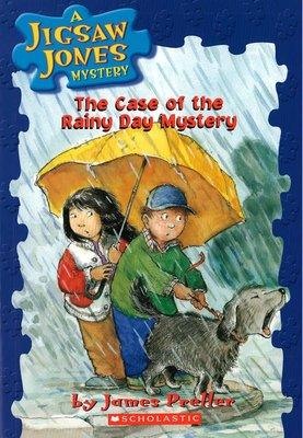 *小貝比的家*JIGSAW#21: THE CASE OF THE RAINY DAY MYSTERY/平裝書+CD