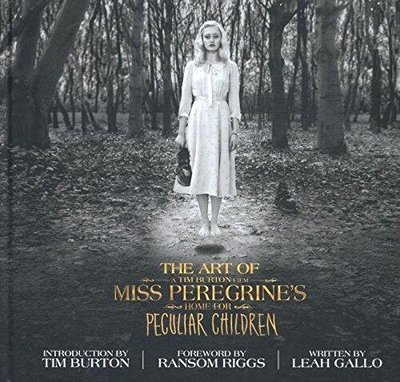 The Art of Miss Peregrine's Home for Peculiar Children 佩小姐的奇@yi88378